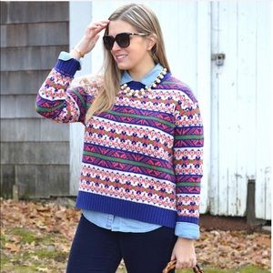 J.Crew | Fair Isle Sweater